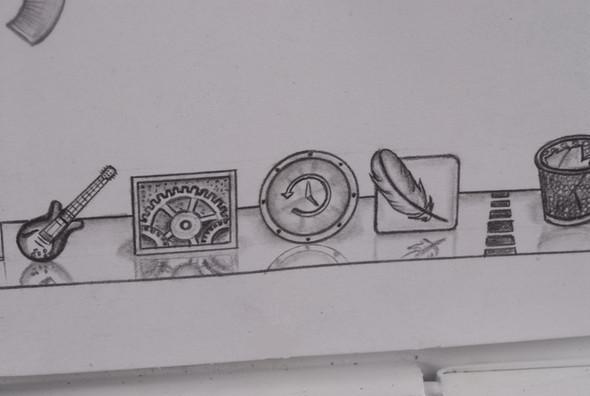 Macbook Draw. Изображение № 6.
