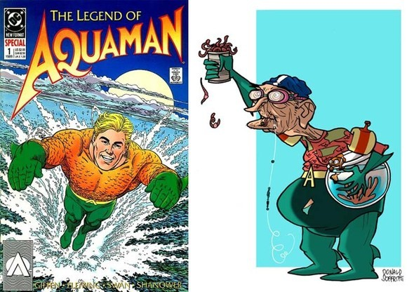 Что случается с супергероями, когда они на пенсии?. Изображение № 16.