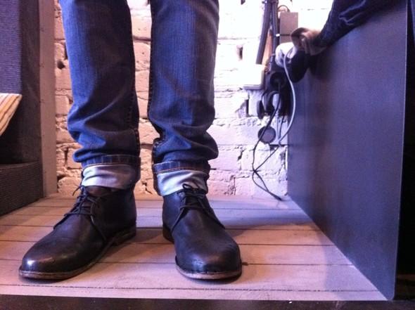 DIRTY BLACK BOOTS. Изображение №14.