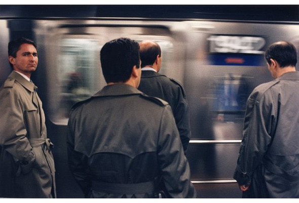 Метрополис: 9 альбомов о подземке в мегаполисах. Изображение № 67.