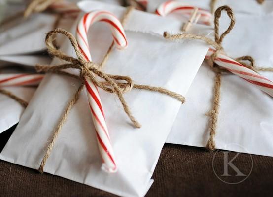 55 идей для упаковки новогодних подарков. Изображение № 66.