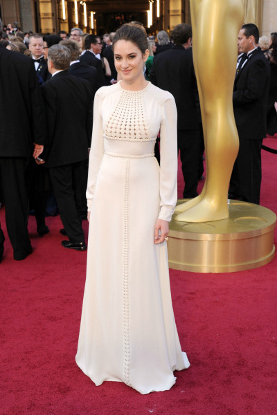 «Оскар»-2012: Красная дорожка. Изображение № 31.
