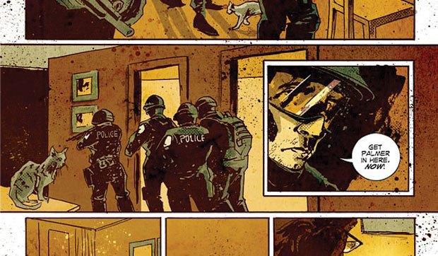 5 лучших детективных комиксов. Изображение № 6.
