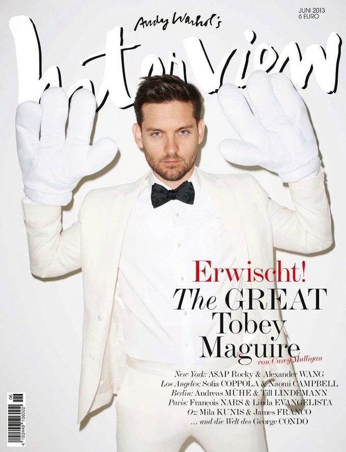 Interview, Vogue и WSJ показали новые обложки. Изображение № 4.