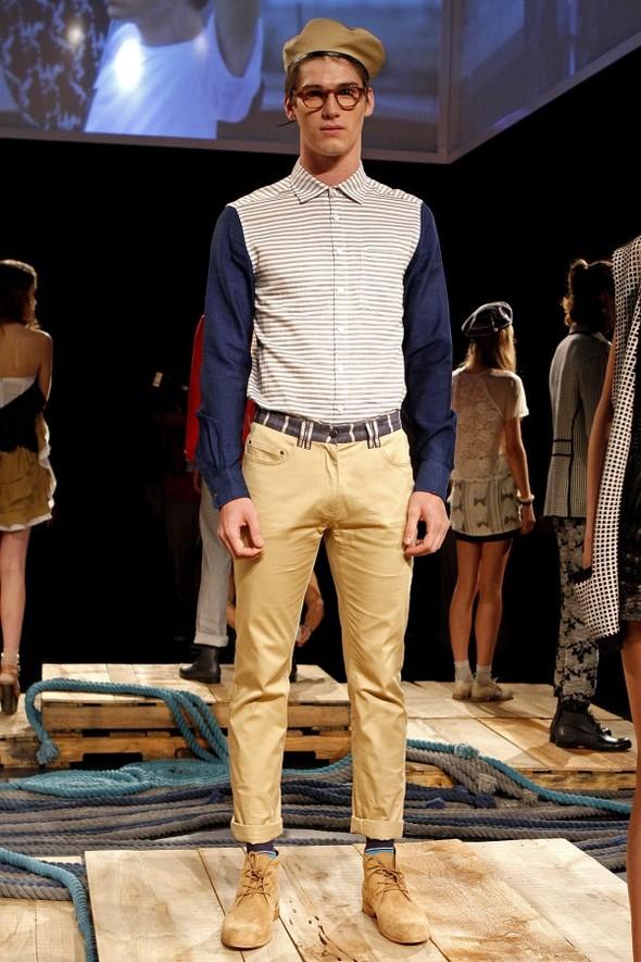 NY Fashion Week \ Spring 2011. Изображение № 75.