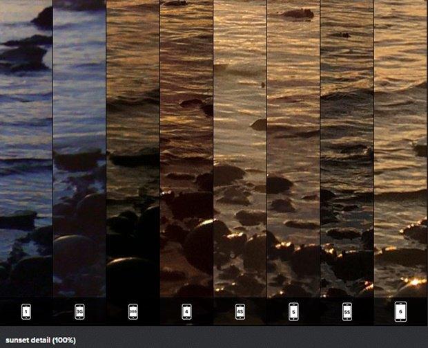 Фото: сравнение качества фотографий у восьми поколений iPhone. Изображение № 10.