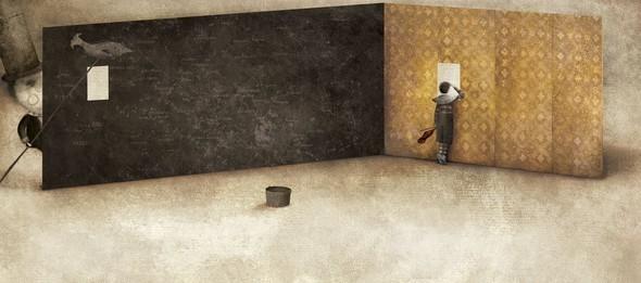 Luis Gabriel Pacheco - художник-иллюстратор. Изображение № 23.