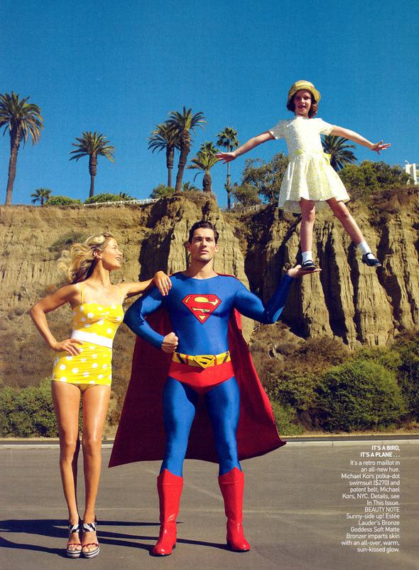 Супергерои в фотосъемках: 8 историй о тайне, подвигах и спасениях. Изображение № 47.