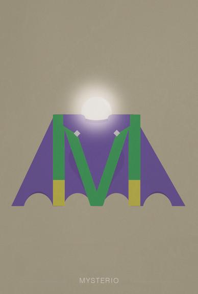 Гельветика и супергерои: Как сделать новый алфавит. Изображение № 22.