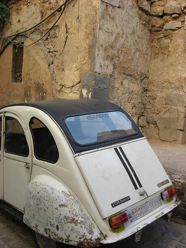 Ретро-автомобили в Сирии. Изображение № 15.
