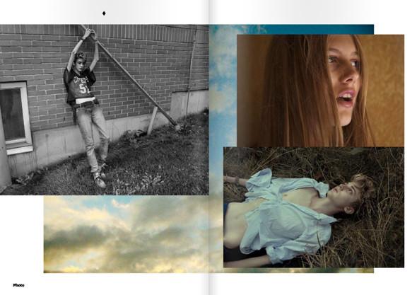 Лучшие журналы месяца на Issuu.com. Изображение № 65.