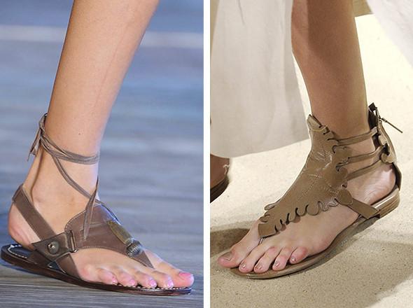Walking in my shoes: 10 тенденций обуви весны-лета 2011. Изображение № 56.