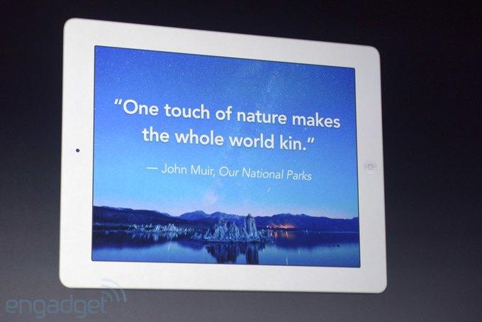 Трансляция: Apple представляет новые iPad и другие продукты. Изображение № 16.