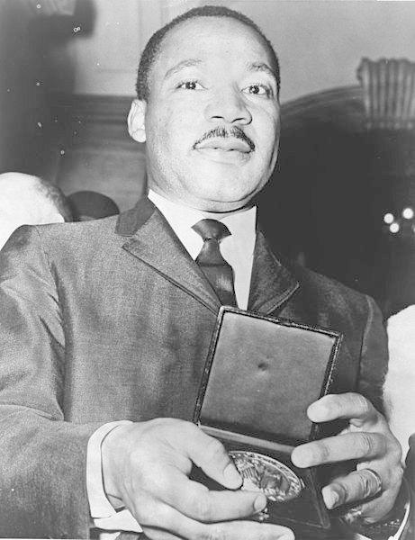 Мартин Лютер Кинг (фото из коллекции Библиотеки Конгресса США). Изображение № 2.