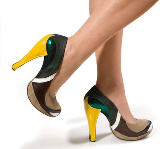 «Птичья обувь» от Коби Леви. Изображение № 2.