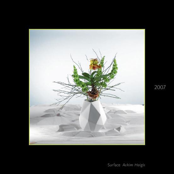 Ваза Surface 30 см, 2007, Achim Haigis. Изображение № 49.