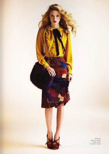 Лукбук: River Island AW11 womenswear. Изображение № 13.
