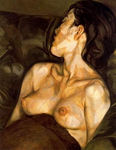 Умер Люсьен Фройд, один из самых известных британских художников. Изображение № 2.