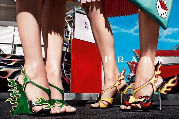 Кампания: Prada SS 2012. Изображение № 27.