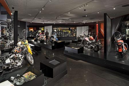 Музей Harley-Davidson вМилуоки. Изображение № 14.