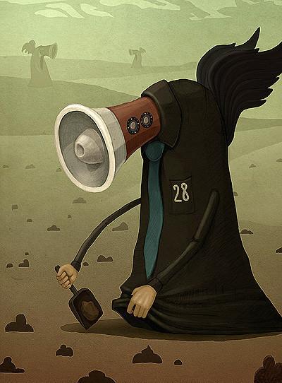 Красивые иллюстрации Андрея Гордеева. Изображение № 9.