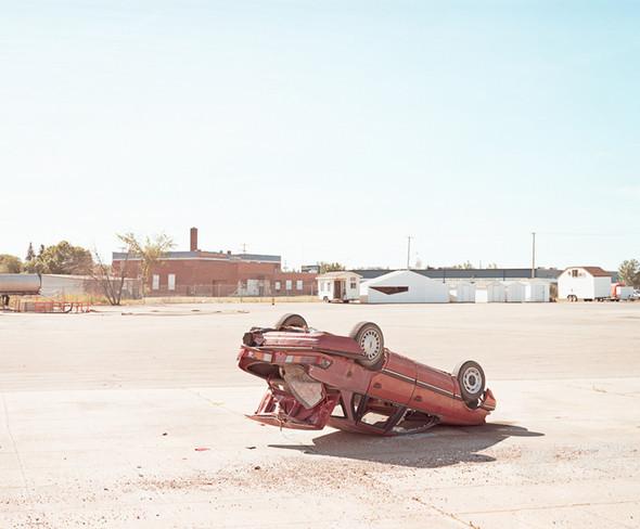 Вход в пустоту: Фотографы снимают города без людей. Изображение № 39.