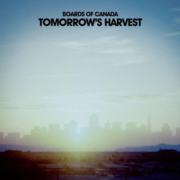 Обложка альбома Tomorrow's Harvest. Изображение № 1.