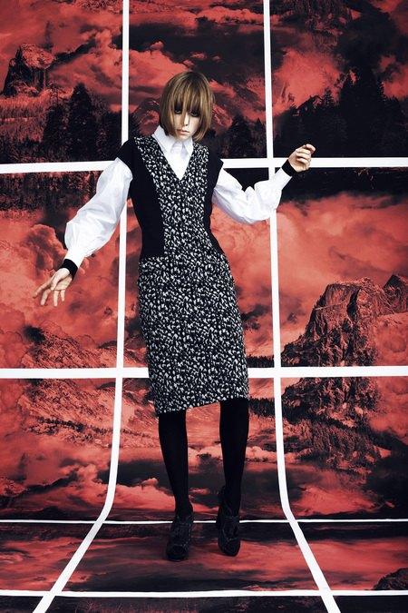 Вышли предосенние лукбуки Dior, Giles и Philosophy. Изображение № 26.