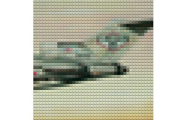 Tumblr-блог публикует Lego-ремиксы обложек альбомов. Изображение № 3.