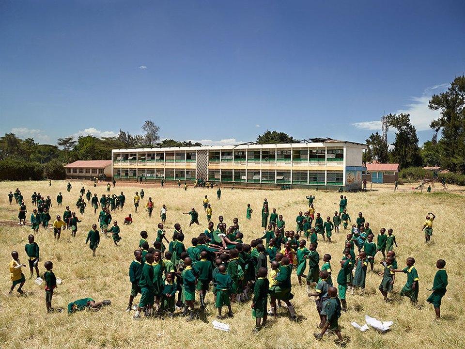 Фото: как выглядят детские площадки вразных странах мира . Изображение № 8.