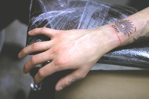 Изображение 58. На полруки: о татуировках в Мадриде.. Изображение № 99.