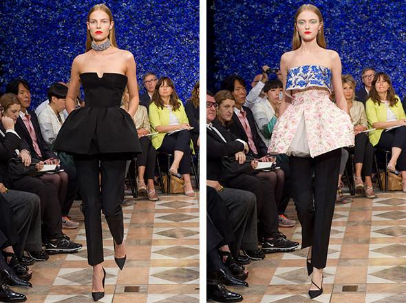Кутюр в деталях: Первая коллекция Рафа Симонса для Dior. Изображение № 16.