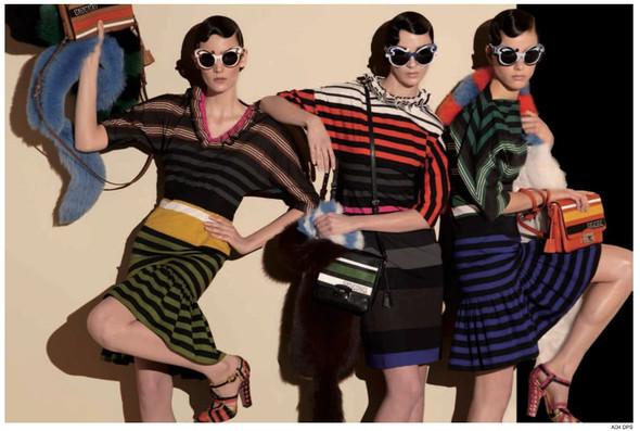 Вышло превью рекламной кампании Prada. Изображение № 1.