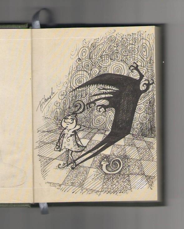 Вдохновлял великий и ужасный Тим Бёртон). Изображение №5.