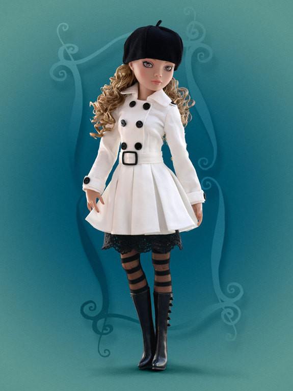 Изображение 14. Эллоувайн - fashion-кукла, ведущая блог.. Изображение № 15.