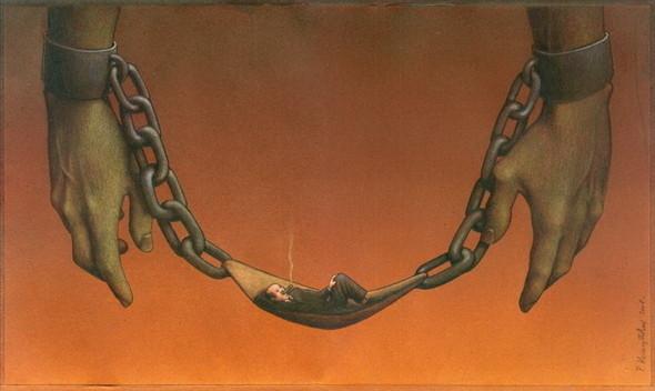 Изображение 5. Карикатурист Pawel Kuczynski.. Изображение № 5.