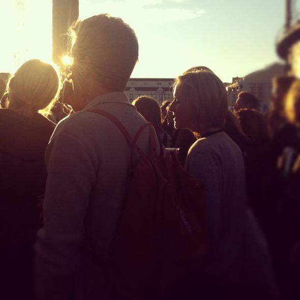 Дневник с фестиваля Flow: Бьорк, The Black Keys, сидр и танцы на электростанции. Изображение № 25.