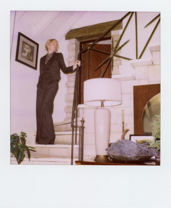 Scott Sternberg, старый поляроид иголливудские актрисы. Изображение № 22.