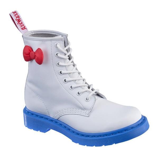 Sanrio сделали коллекцию обуви для Dr. Martens. Изображение № 5.