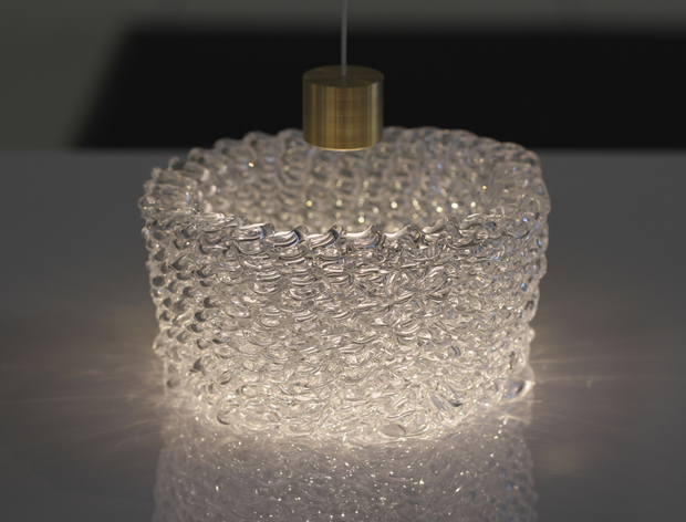 В MIT показали печать расплавленным стеклом иизделия изнего. Изображение № 12.