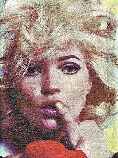 15 съёмок, посвящённых Мэрилин Монро. Изображение № 43.