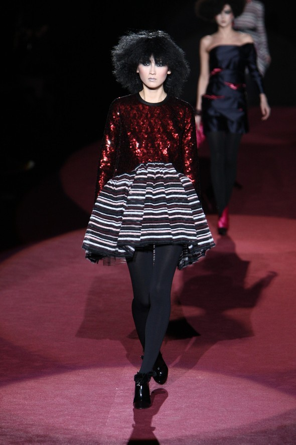 Marc Jacobs fall winter 2009–2010. Изображение № 36.
