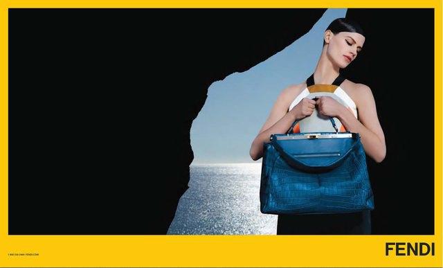 Hermes, Chanel и Gucci показали превью кампаний. Изображение № 12.