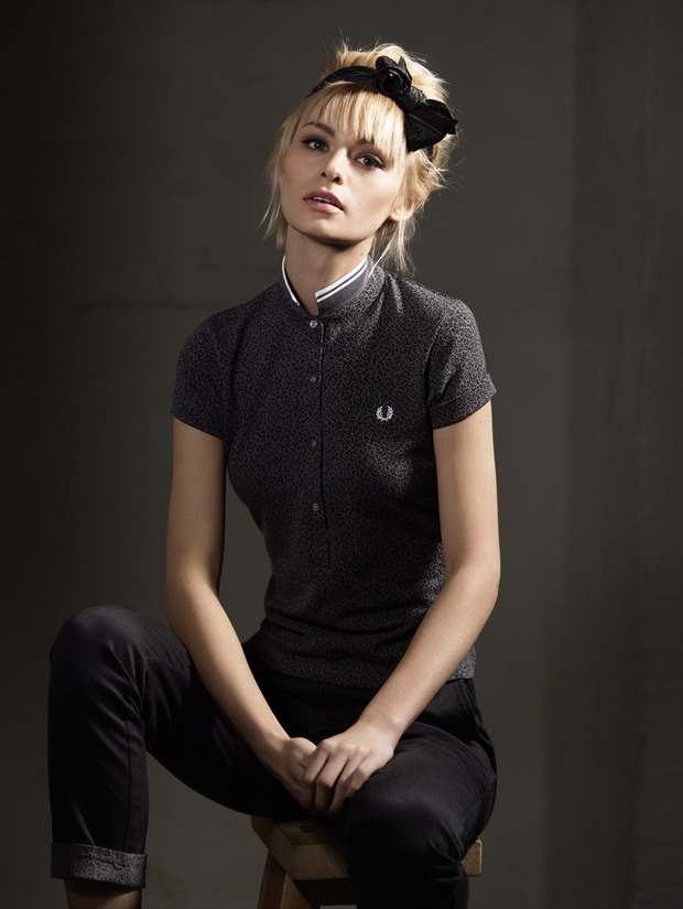 24, 25, 26 Августа      Fred Perry Sample SALE AW12. Изображение № 1.