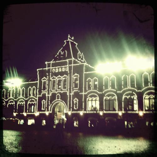 Москва с акцентом «la manifique». Изображение № 18.