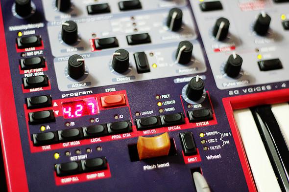 Музыкальная кухня: Revoltmeter. Изображение №34.