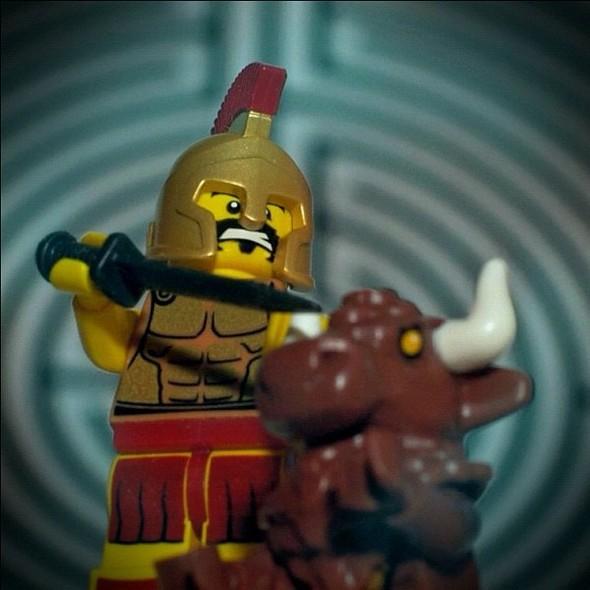 Крохотный мир LEGO. Изображение № 2.