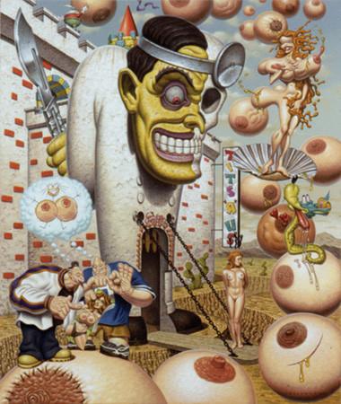 Гид по сюрреализму. Изображение № 248.