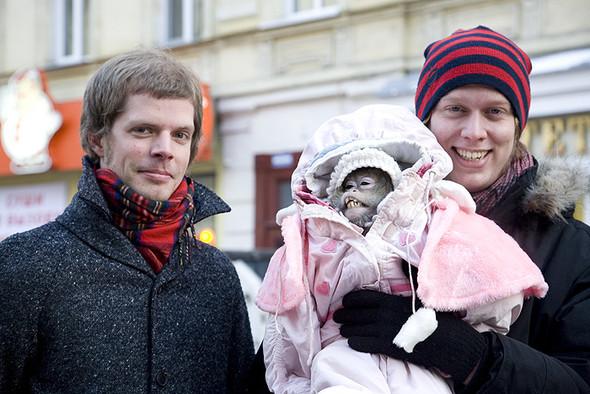 Один день в Москве: группа CasioKids. Изображение № 14.