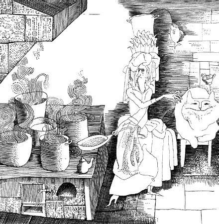 Алиса вСтране Чудес. Изображение № 22.